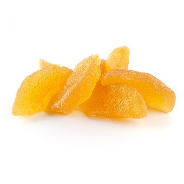 Pesche disidratate con succo di mela - Vendita online - Neronatura